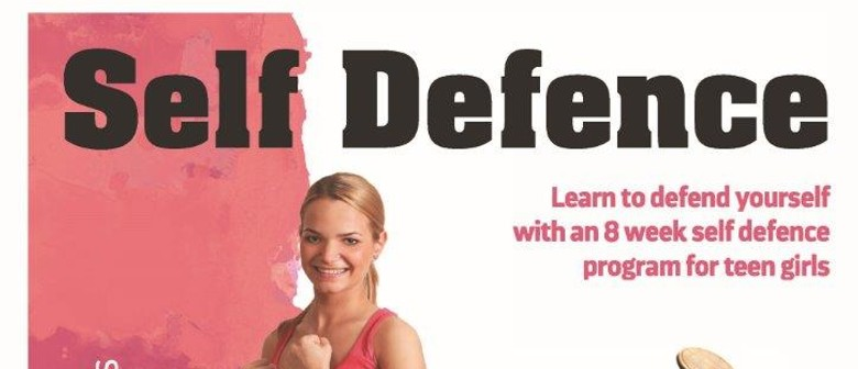 Self Defence for Teen Girls