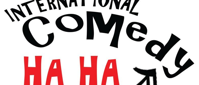 BonkerZ Presents The International Comedy Ha Ha