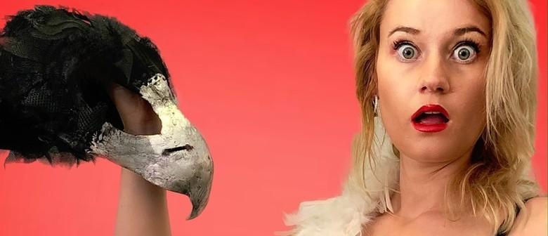 Bird Be Crazy: A Comic Cabaret Quest