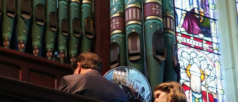 New England Bach Festival Event 10 - Armidale Organ Crawl