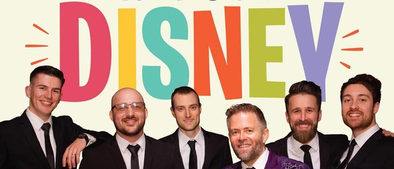 The Music of Disney with Adam Hall & the Velvet Playboys