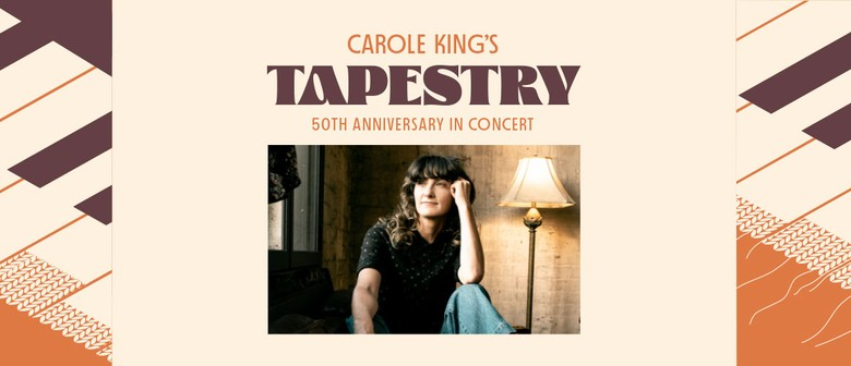 """Carole King's """"Tapestry"""" 50th Anniversary Tour"""