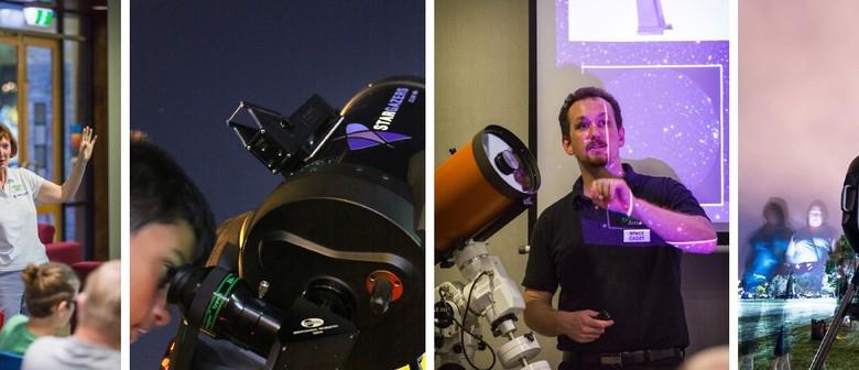 Telescope & Astronomy Class