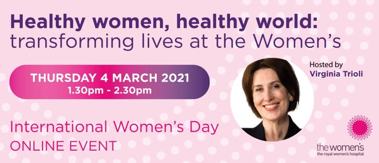 Healthy Women, Healthy World