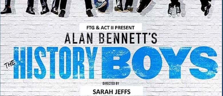 Alan Bennett's: The History Boys