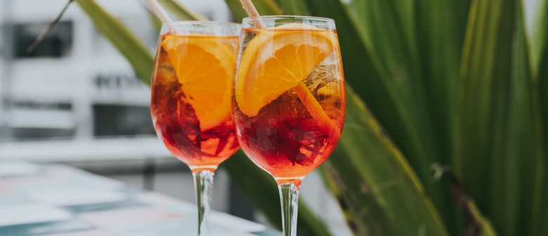 Aperol Summer of Spritz – February On The Rooftop
