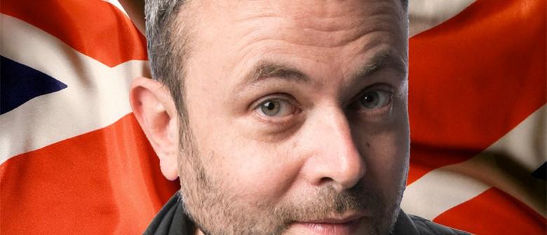 Dan Willis: British Comedian - Fringe World 2021