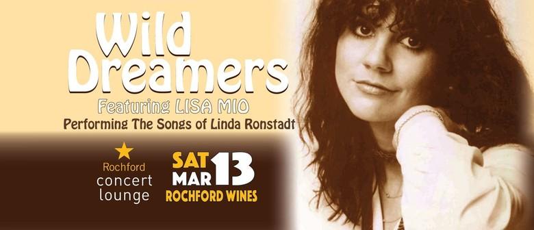 Lisa Mio & Wild Dreamers Performing Songs of Linda Ronstadt