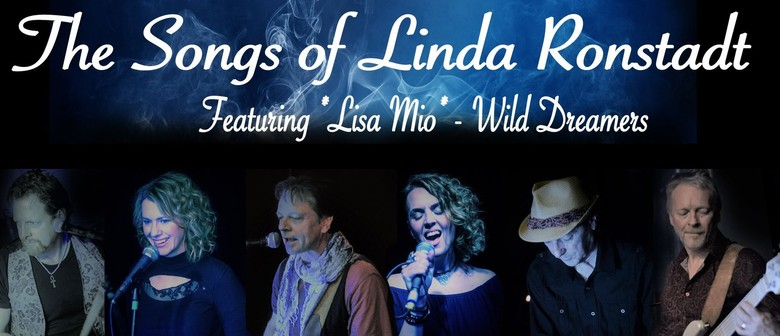 Lisa Mio & Wild Dreamers Performing Songs of Linda Ronstadt