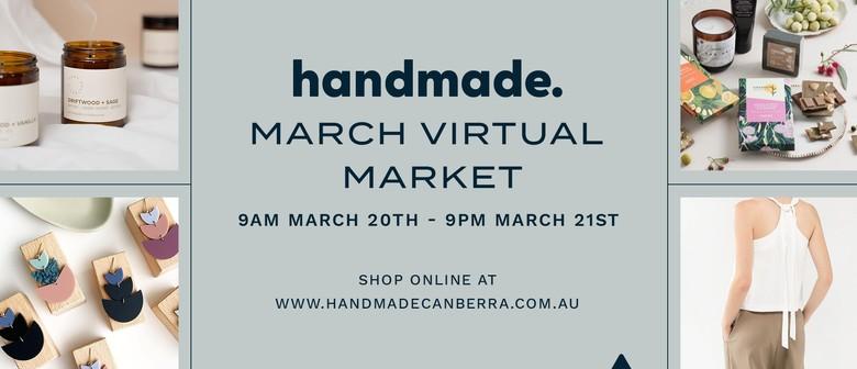 Handmade Virtual Market - March 2021