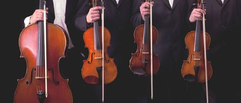 A Strings & Organ Soiree
