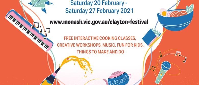 2021 Clayton Festival Online