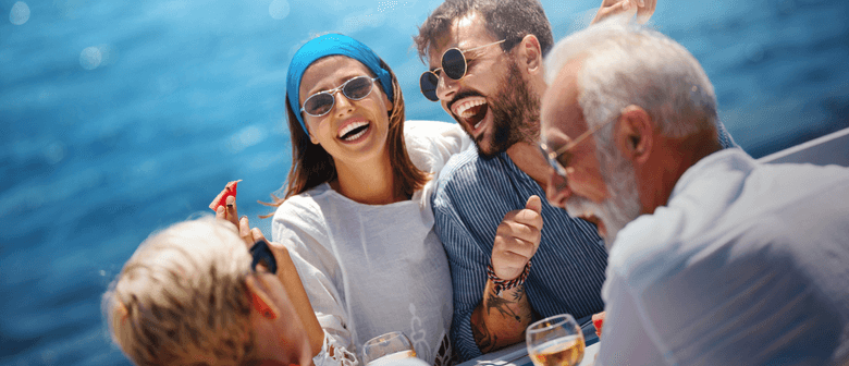Easter Weekend Lunch Cruises