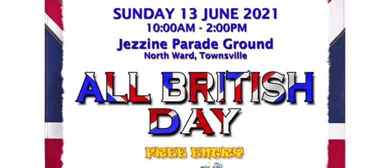 Townsville All British Day 2021