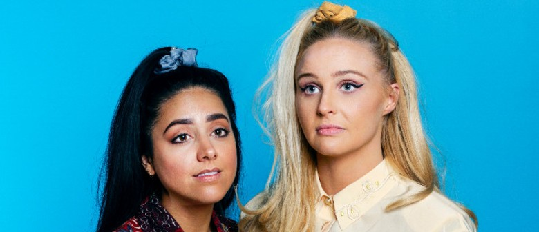 Annie & Bianka 'Not Mothers' Daughters' at MICF