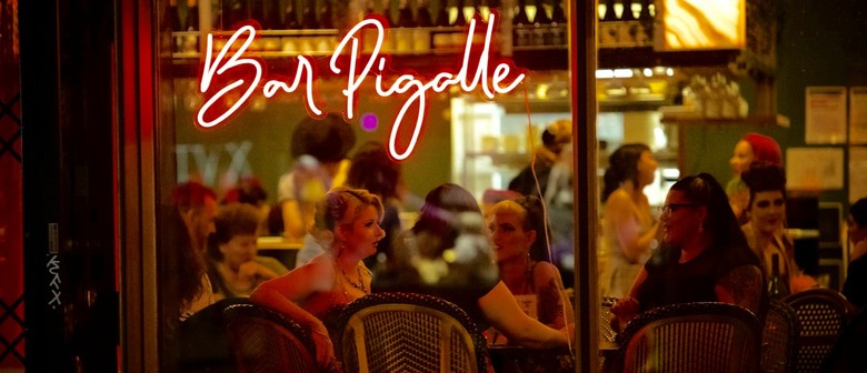 Fridays at Bar Pigalle