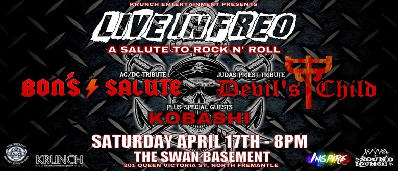 Live In Freo: A Salute To Rock N' Roll