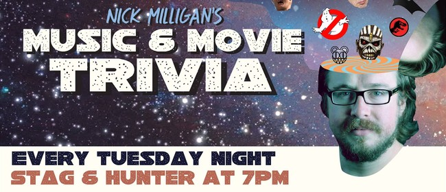 Image for Music and Movie Trivia