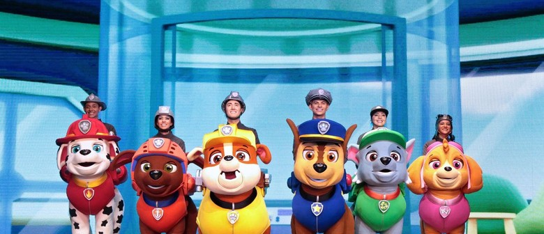 PAW Patrol™ Live! - Race to the Rescue