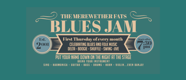Image for Merewether Fats Blues Jam