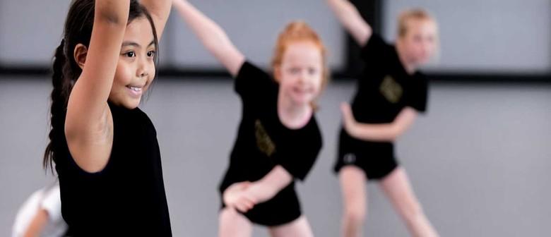 Sydney Dance Company Autumn Holiday Workshops
