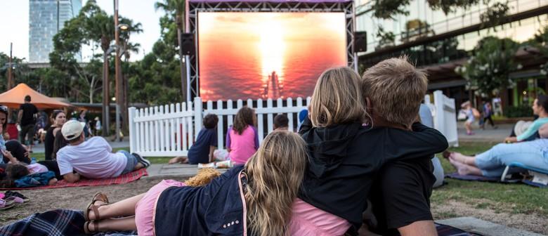 Night Owls Free Outdoor Film Festival