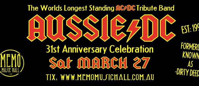 Aussie/DC 31st Anniversary Celebration