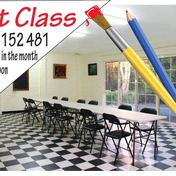 Image for Drawing and Painting Art Classes