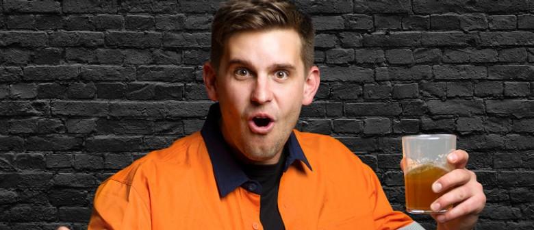 Alex Williamson 'Oi Mate!' at Sydney Comedy Festival
