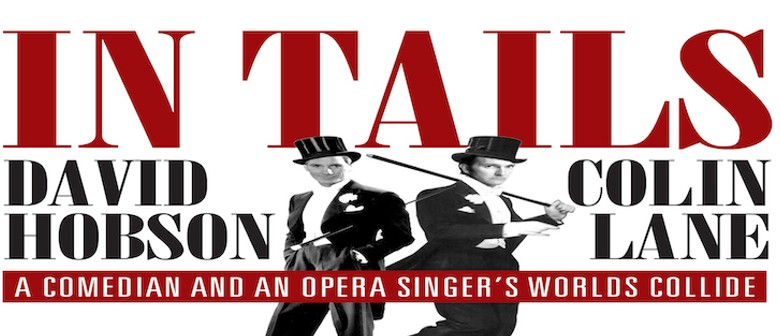 David Hobson & Colin Lane In Tails
