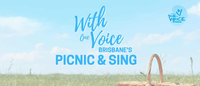 With One Voice Brisbane's Picnic & Sing
