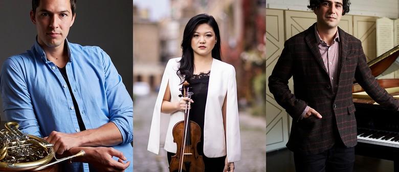 Nicolas Fleury, Emily Sun & Amir Farid