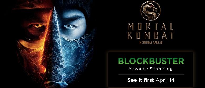 Mortal Kombat: Advanced Blockbuster Screening