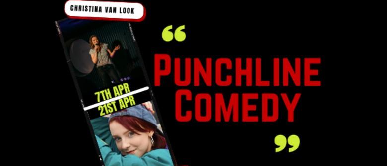 Punchline Comed ft Christina Van Look