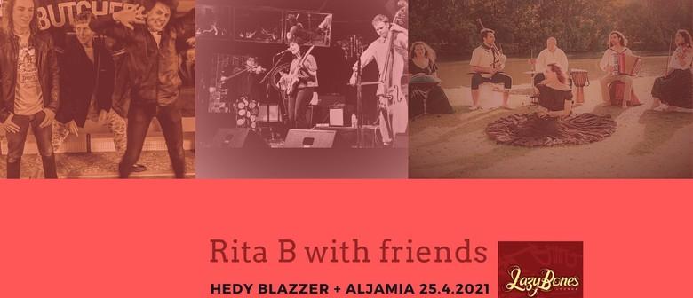 Rita B,  Aljamía, Hedy Blaazer