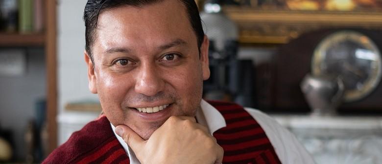 Daniel Rojas Bliss of Heaven Album Launch