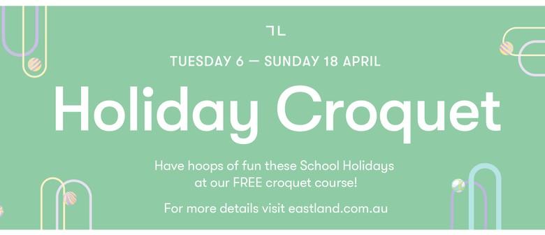 Eastland Holiday Croquet