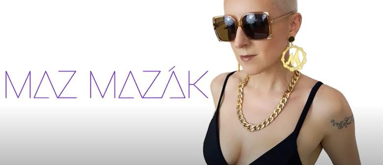 DJ Maz Mazak