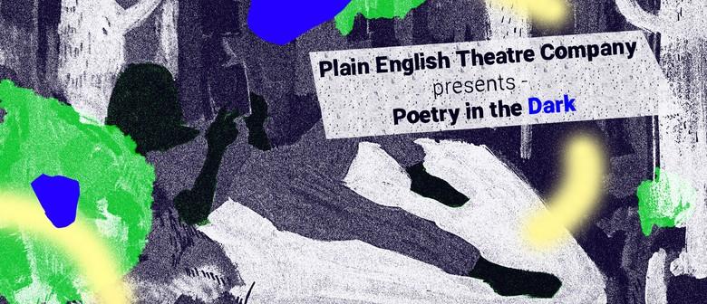 Poetry in the Dark