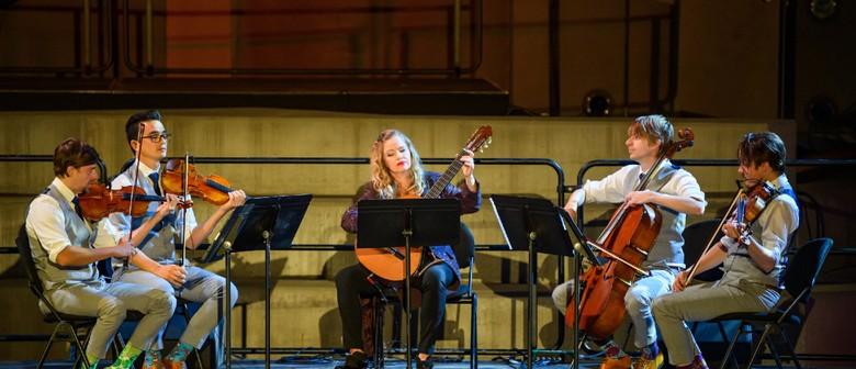 Supper Club: Karin Schaupp & Orava Quartet