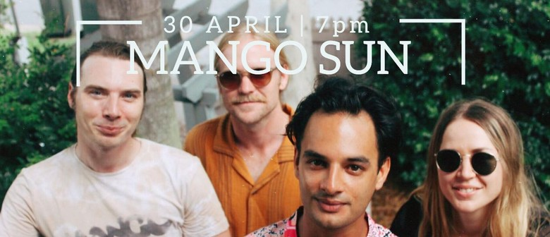 Mango Sun w/ Hey Jan and Boycott