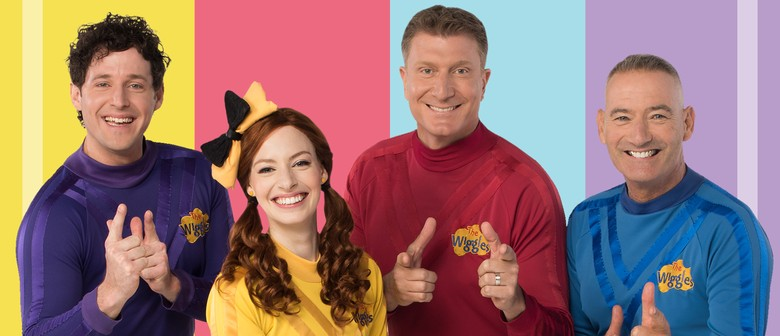 The Wiggles - We're All Fruit Salad Tour
