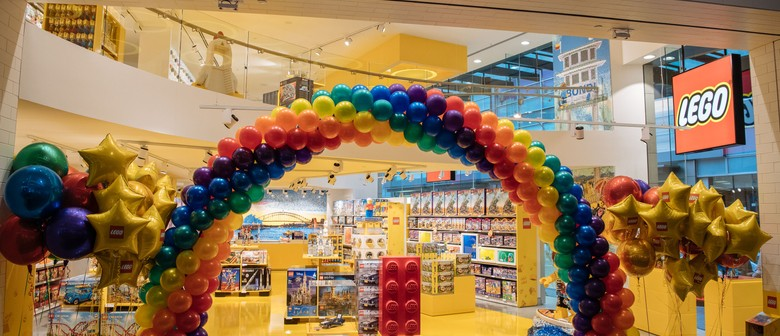 AG LEGO Certified Stores x Easter Egg Hunt
