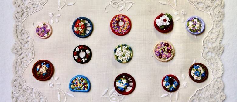 Small Wonders - Brooch Making Workshop