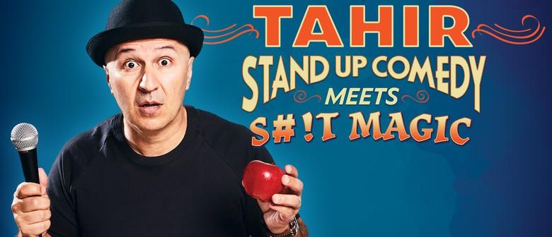 "Tahir ""Stand-Up Comedy Meets Shit Magic"""