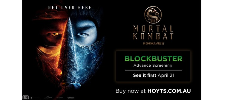 Mortal Kombat Advance Screening