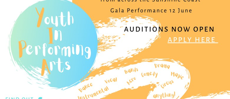Youth In Performing Arts Open Auditions