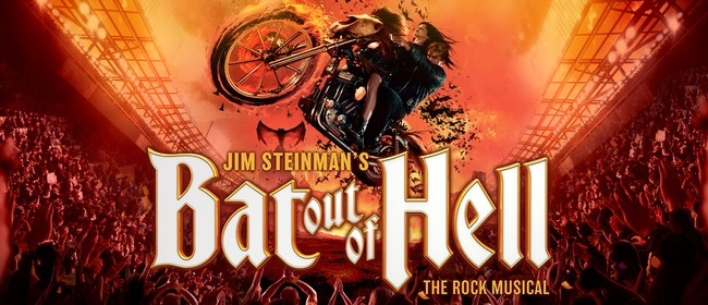 Image for Jim Steinman's Bat Out of Hell – The Rock Musical