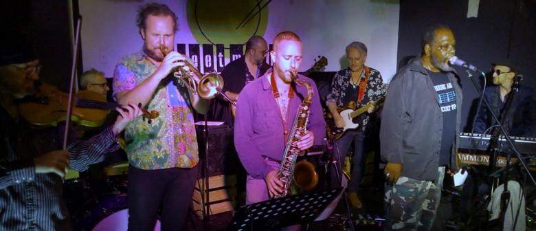 Danny Tsun's Funk-off COVID Big Band
