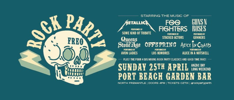 Rock Party Freo - Parties That Rock